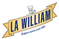 La William LOGO Baseline
